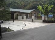MATスタンプは広い敷地にも大活躍!!鳥取市
