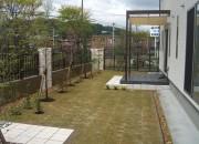 緑あふれるこだわりのプライベート空間 倉吉市 H様邸
