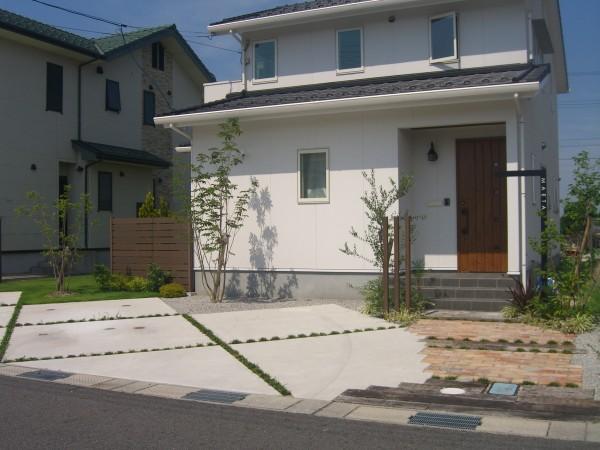 家と調和したナチュラル空間 湯梨浜町 M様邸1