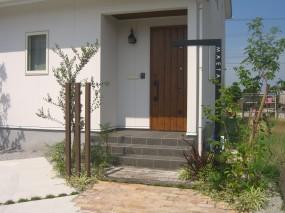家と調和したナチュラル空間 湯梨浜町 M様邸5