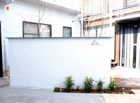 建物と調和のとれたお庭にリガーデン4