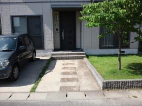 西日と視線をカットして過しやすい空間に 倉吉市 K様邸3