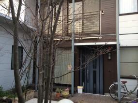 建物と調和のとれたお庭にリガーデン3